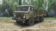 GAZ 66 v1.5 for Spin Tires