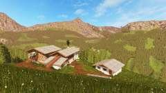Tyrolean High Mountains for Farming Simulator 2017
