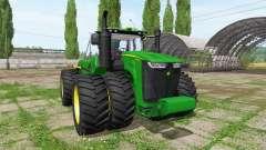 John Deere 9470R v2.0 for Farming Simulator 2017