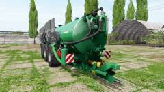 Samson PG II 31 for Farming Simulator 2017