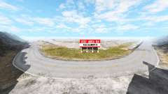 Test area v1.0.2 for BeamNG Drive