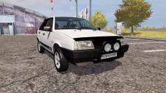 VAZ 21093 Satellite for Farming Simulator 2013