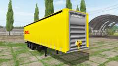 Fruehauf DHL v1.0 for Farming Simulator 2017
