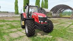 Massey Ferguson 8732 v2.0 for Farming Simulator 2017