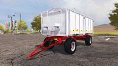 Kroger Agroliner HKD 302 v1.1 for Farming Simulator 2013