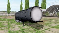 Fuel trailer for Farming Simulator 2017