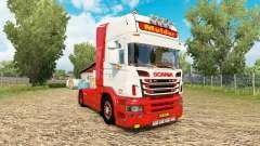Scania R-series V8 Mulder