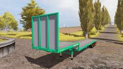 Aguas-Tenias platform trailer v2.0