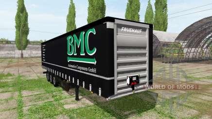 Fruehauf BMC for Farming Simulator 2017
