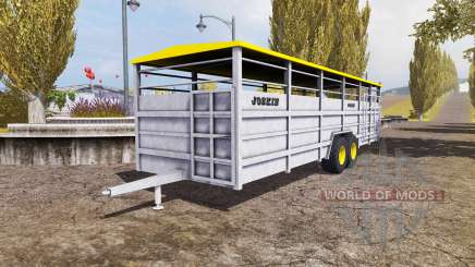 JOSKIN Betimax RDS 7500 for Farming Simulator 2013