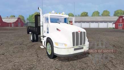 Peterbilt 384 for Farming Simulator 2015