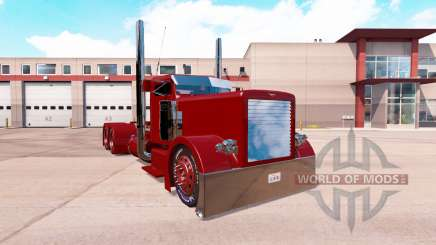 Peterbilt 379 chop top v1.2 for American Truck Simulator