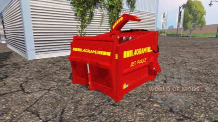 Agram Jet Paille for Farming Simulator 2013