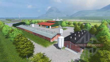 Oberhessen for Farming Simulator 2013