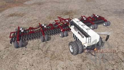 Bourgault 3320-86 PHD Paralink v2.0 for Farming Simulator 2015
