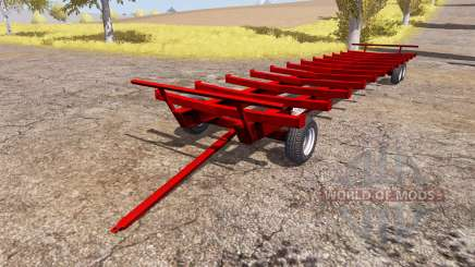 JBM Round Bale for Farming Simulator 2013