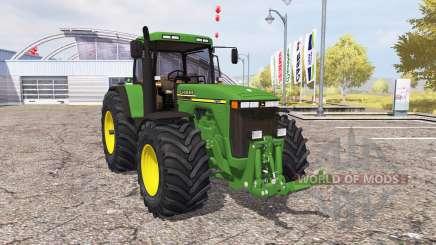 John Deere 8110 for Farming Simulator 2013