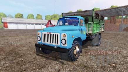 GAZ 53 for Farming Simulator 2015