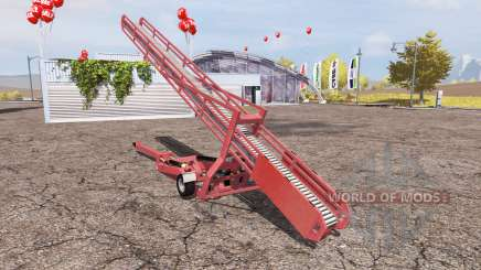 Conveyor belt pack for Farming Simulator 2013