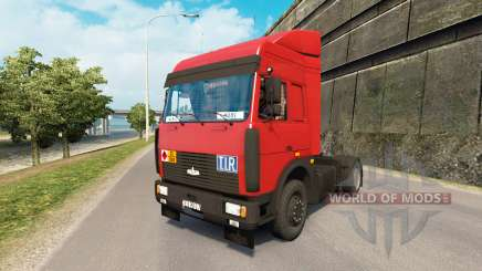 MAZ 5432 v5.04 for Euro Truck Simulator 2