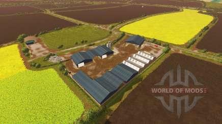 Knuston Farm v1.2 for Farming Simulator 2017
