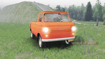 ZAZ 971Г v3.0 for Spin Tires