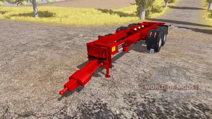 Krampe chassis for Farming Simulator 2013