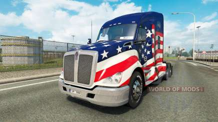 Kenworth T680 v1.2 for Euro Truck Simulator 2