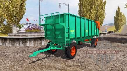 Aguas-Tenias GAT v2.0 for Farming Simulator 2013