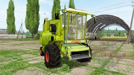 CLAAS Dominator 105 for Farming Simulator 2017