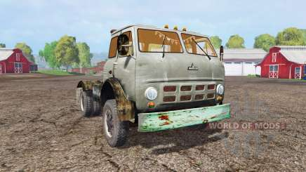 MAZ 500 for Farming Simulator 2015