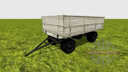 Tipper trailer v1.1 for Farming Simulator 2013