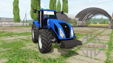 New Holland T8.270 v3.0 for Farming Simulator 2017