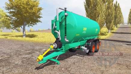 Aguas-Tenias CAT-20 v2.0 for Farming Simulator 2013