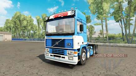 Volvo F16 Nor-Cargo for Euro Truck Simulator 2