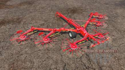 Krone Swadro 2000 v1.1 for Farming Simulator 2015