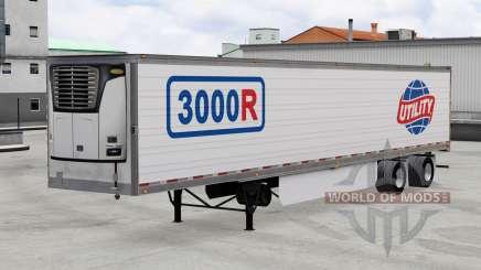 Reefer 3000R Long for American Truck Simulator