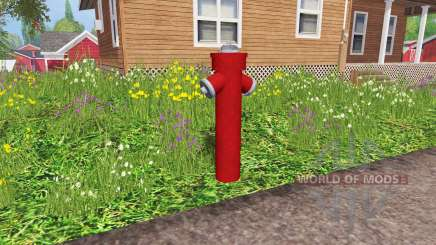 Water hydrant for Farming Simulator 2015