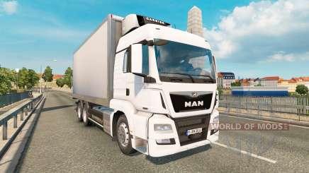 MAN TGS 18.540 Tandem for Euro Truck Simulator 2