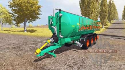 Aguas-Tenias CAT-22-TC v2.0 for Farming Simulator 2013