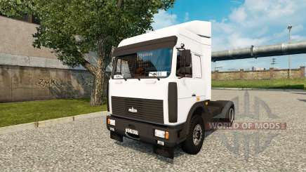 MAZ 5432 v5.03 for Euro Truck Simulator 2