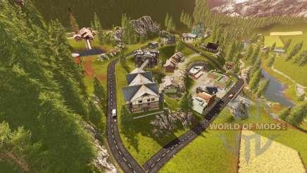 Goldcrest Mountains for Farming Simulator 2017