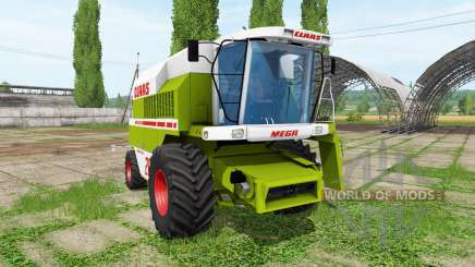 CLAAS Dominator 208 Mega for Farming Simulator 2017