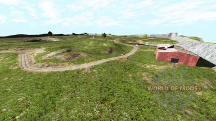Small dirt path for BeamNG Drive
