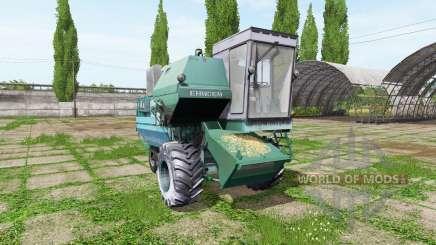 Yenisei 1200-1 v1.1 for Farming Simulator 2017