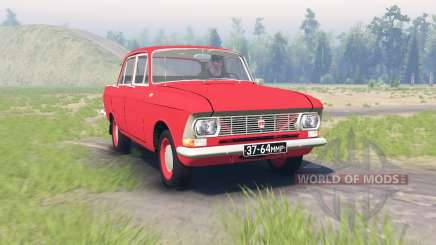 Moskvich 412 v2.0 for Spin Tires