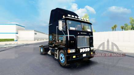 Скин Road Ranger Towing на Freightliner FLB for American Truck Simulator