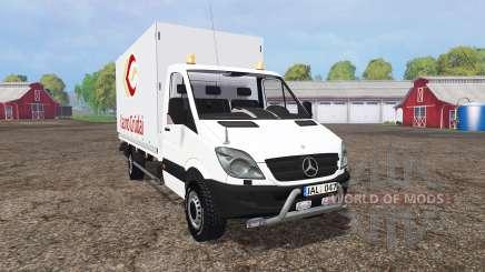 Mercedes-Benz Sprinter 316 NGT (Br.906) for Farming Simulator 2015