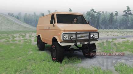Chevrolet G10 1975 for Spin Tires