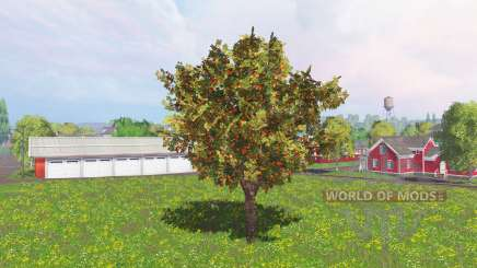 Fruit and berry trees v0.9 for Farming Simulator 2015